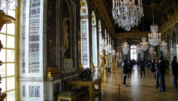 260 Hall of Mirrors, Versailles