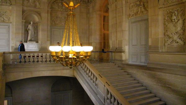 278 Prince's Staircase, Versailles