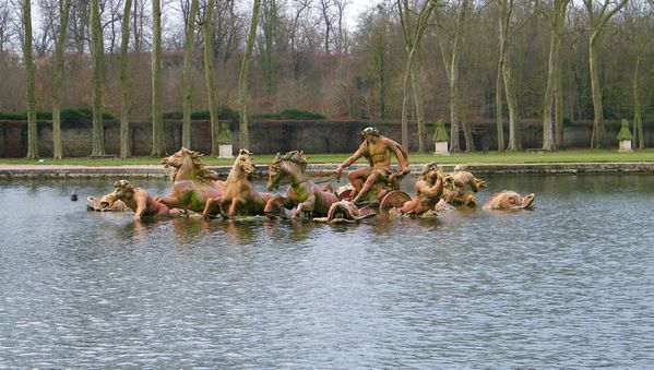 290 Fountain of Apollo, Versailles