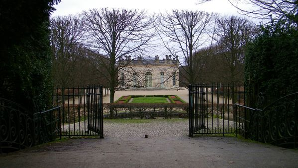 303 The French Pavillion, Petit Trianon, Versailles