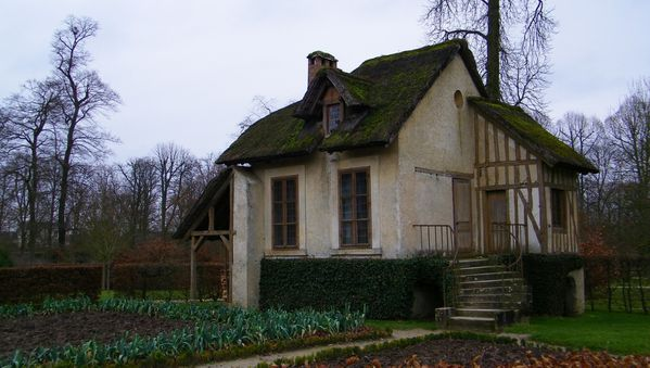 316 The Queen's Hamlet, Versailles