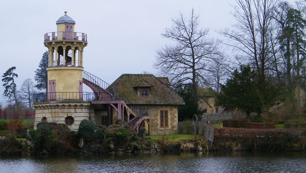 320 The Queen's Hamlet, Versailles