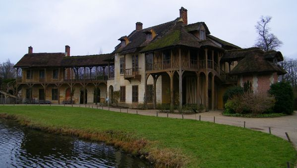 321 The Queen's Hamlet, Versailles