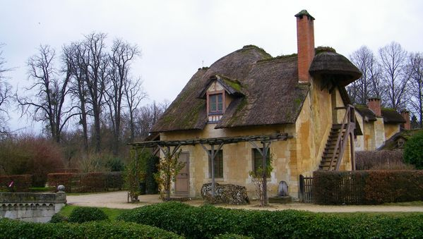 323 The Queen's Hamlet, Versailles