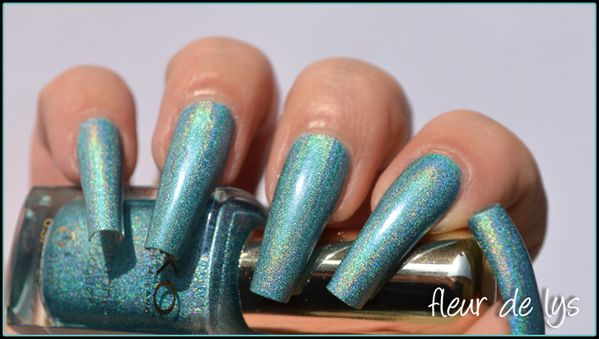 Vernis holographique KIKO