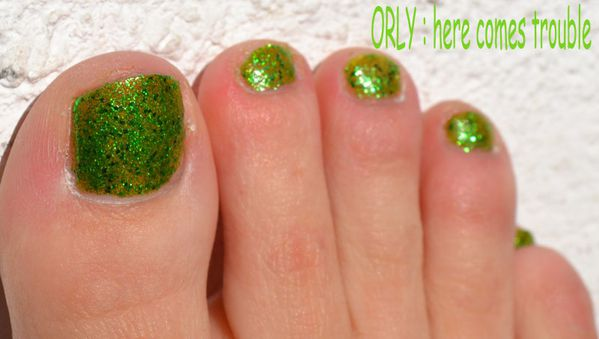 ORLY here comes trouble 01