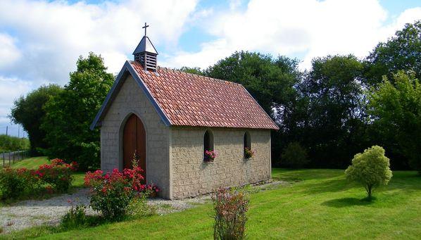 4023 La chapelle, Notre Dame de Boulogne, Saint-Pierre-d'Ar