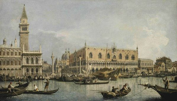 canaletto, venise