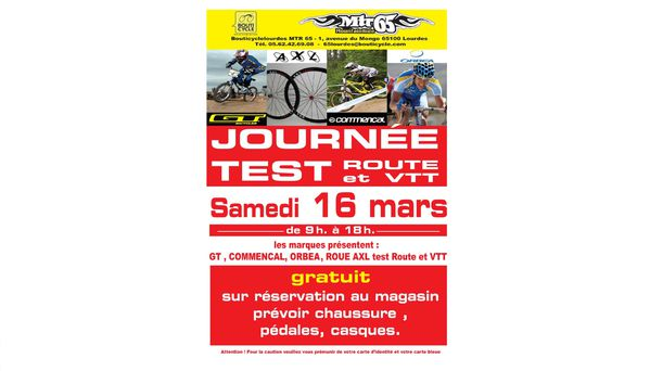journee test