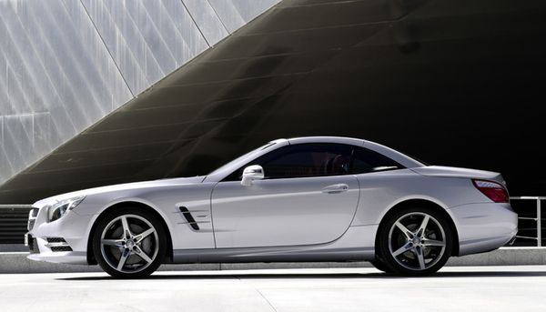 Mercedes SL 500 Edition 1 02