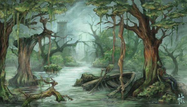 malediction marsh by j0sh 3000-d48dc7q