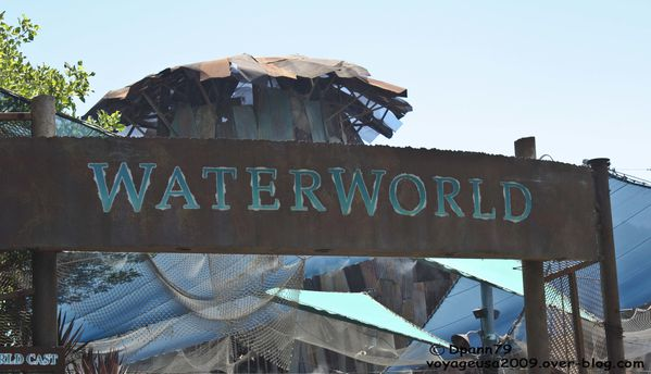 Los Angeles - Universal Studio - WaterWorld - 1