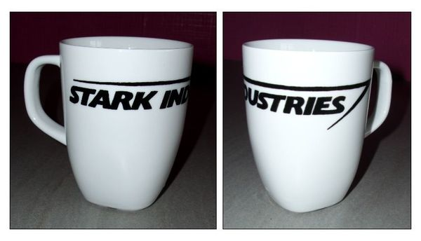Mug Stark industries