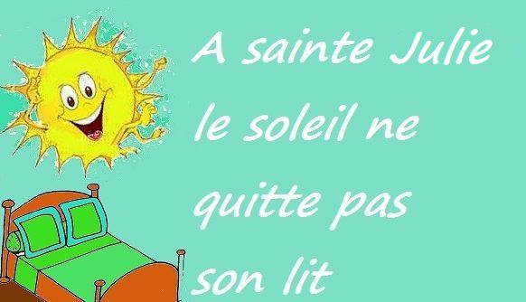 sainte julie -10-12-20--