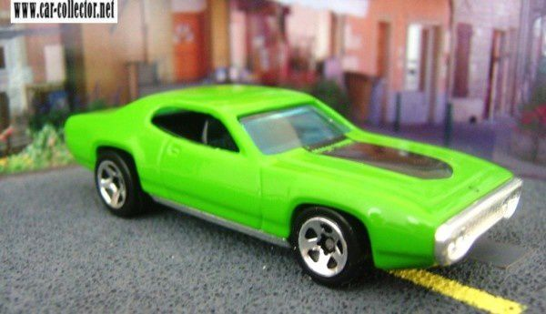 71 plymouth gtx 2001.026 first editions