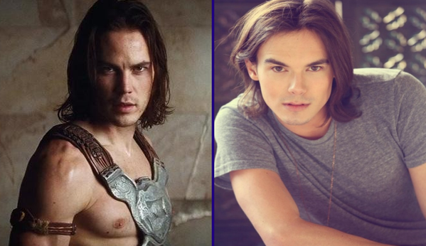 Tayler Kitsch VS Tyler Blackburn