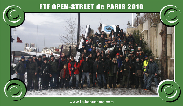 FTF Open-Street de Paris 2010