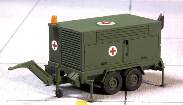 y 87181epu trailer 70 kVA