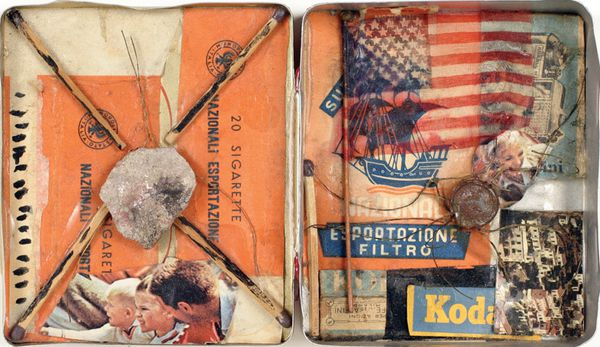 Picard Lil 1963 Untitled Assemblage