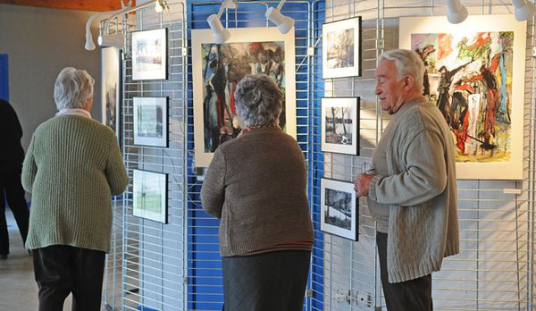 SANTENY, exposition-conférence FARINE-----------