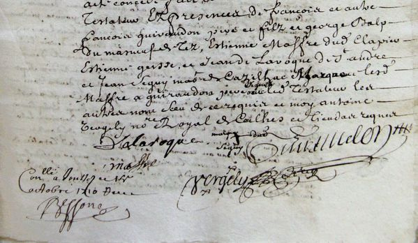 testament Claude 1710