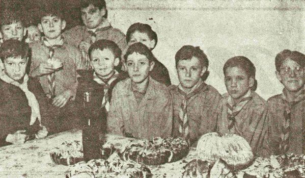 Scouts 1964
