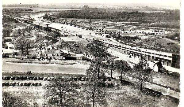 autodrome années 50