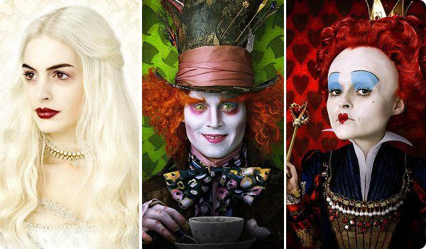 Citaten Uit Alice In Wonderland : Café mickey tim burton s alice in wonderland