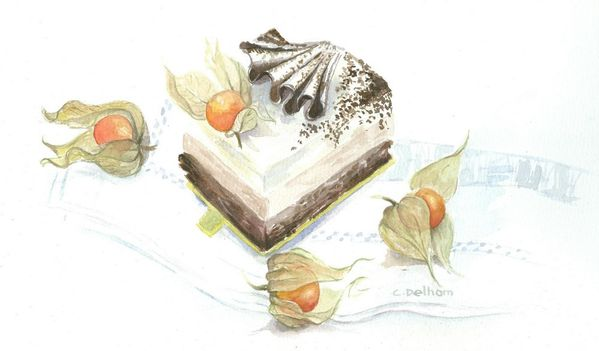 amour en cage chocolat
