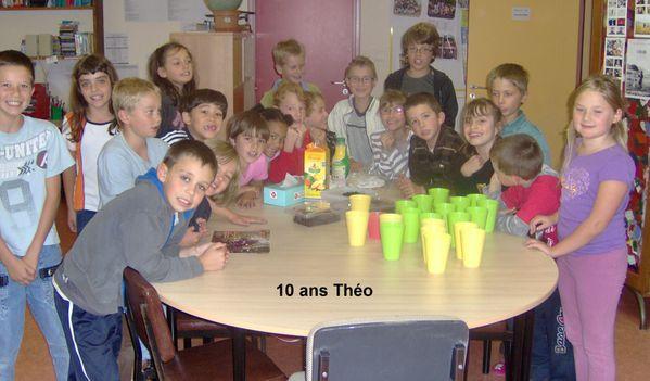 10 ans Théo