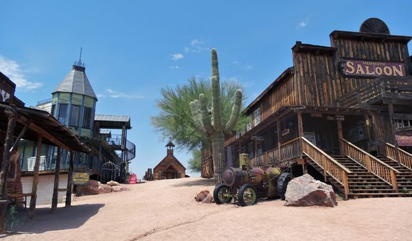 Apache Trail Goldfield Ghost Town 2b