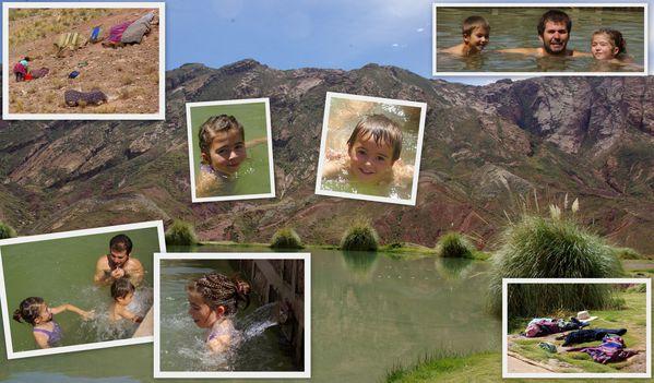 ojos del inca baignade