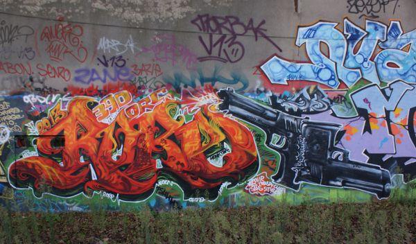 6029 murs canal de l'ourcq 93000 Bobigny