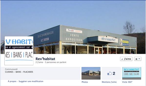 Rev'Habitat Cuisinest à Ingwiller