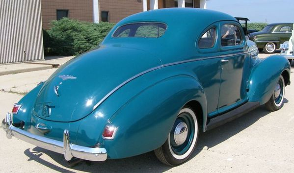 De Soto Business Coupé 1939