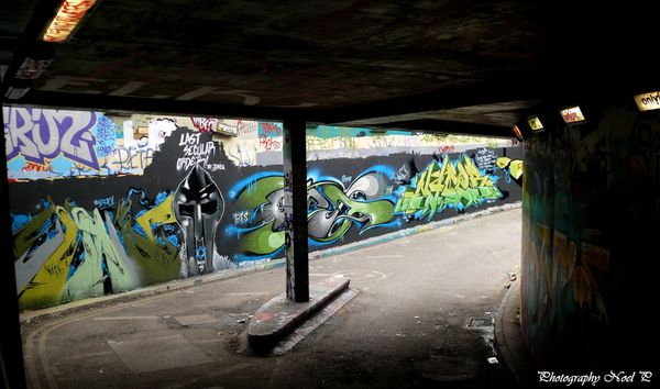 London 18th feb Leakes st tunnel (26)