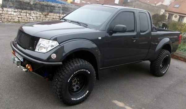 nissan navara 13cm 2006 off road generation. Black Bedroom Furniture Sets. Home Design Ideas