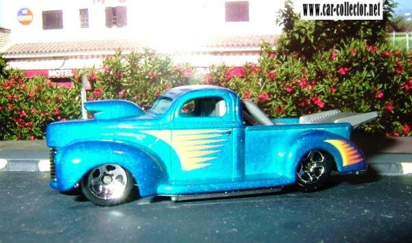 40 ford pickup hot wheels collector 654 1998 first editions