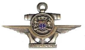 Insigne arromanches
