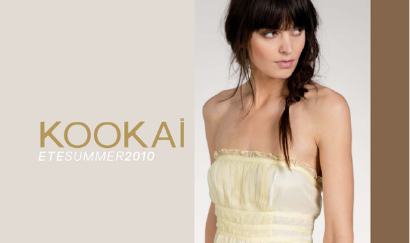 kookai collection ete 2010