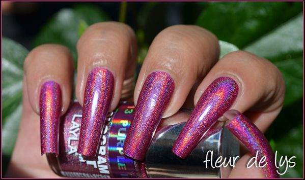LAYLA Hologram Effect Collection 5