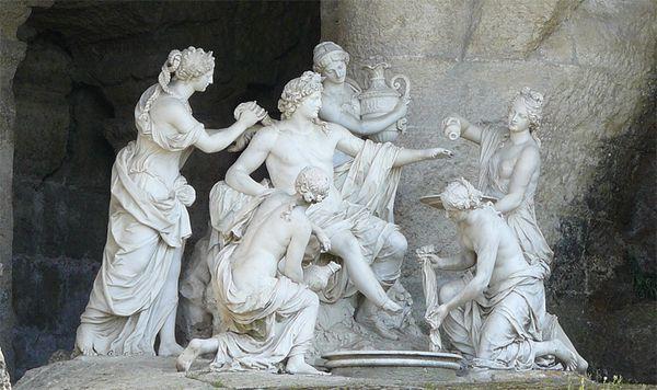 Apollon versailles