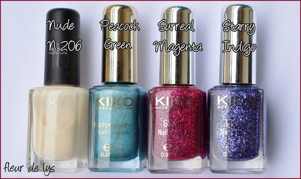 KIKO GLITTER Collection