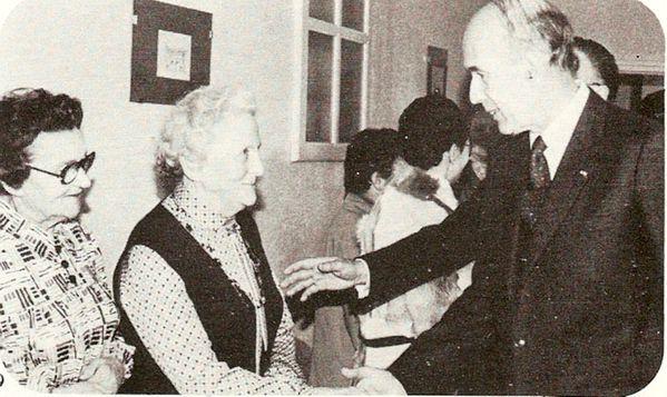 31 octobre 1980, visite de VGE 08 - Rue st Antoine