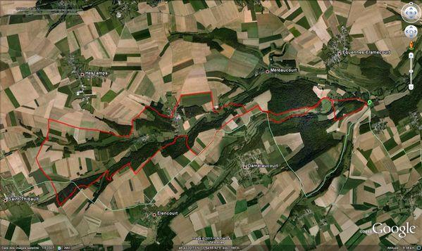 Sortie trail 06-02-11