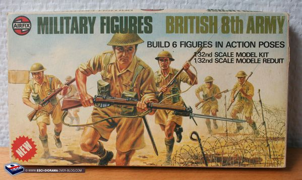 Airfix-Multipose-figures---British-8th-Army---1