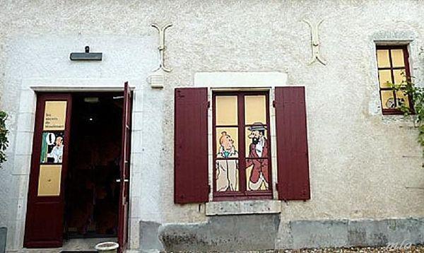 Chateau-de-Cheverny-Tintin