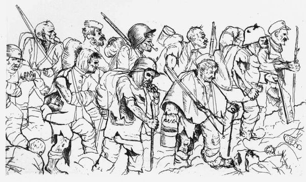 OD, Retraite de la Somme, 1924