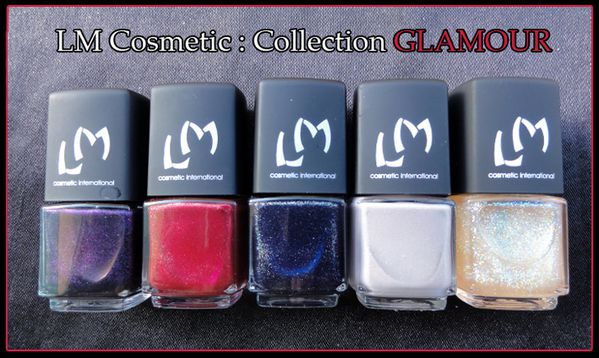 LM Cosmetic Collection Glamour
