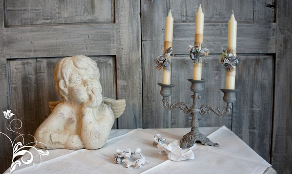 chandeliers gris flamand